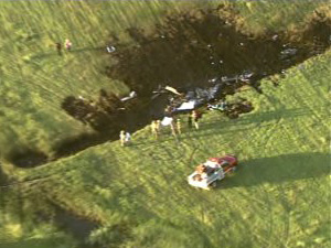 Oklahoma Medical Helicopter Crash