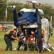 Air Ambulance Crashes